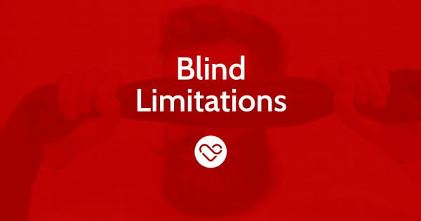 Blind Limitations