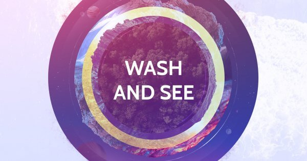 Wash and See